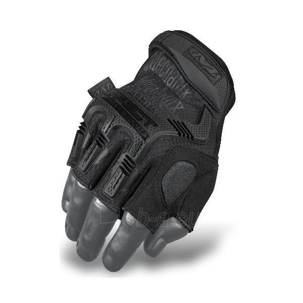 Pirštinės Pirštinės Mechanix M-Pact® Fingerless MFL-55, black Paveikslėlis 1 iš 1 251510800052