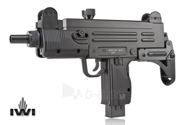 Pistoleta automatinis AEG IWI Mini Uzi, elektrinis Paveikslėlis 1 iš 1 310820037242