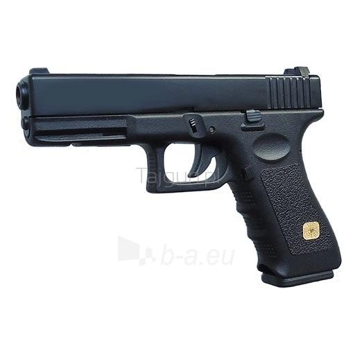 Pistoletas AEG GBB G17 Blow-Back HFC Paveikslėlis 1 iš 1 251570200017