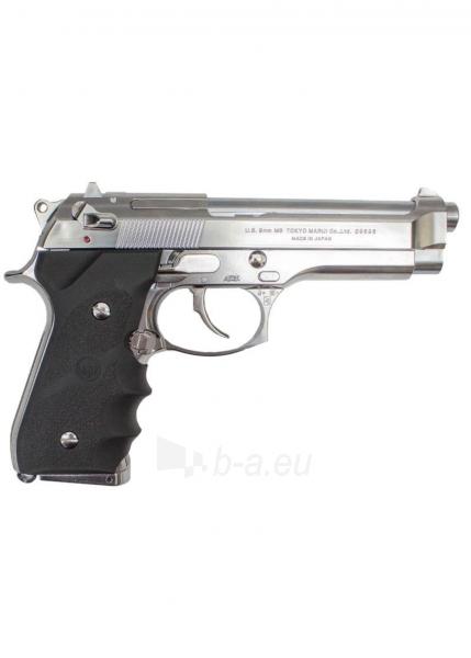 Pistoletas AEG Tokyo Marui M92F Silver GBB Paveikslėlis 1 iš 1 310820037243