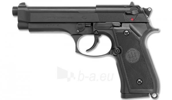 Pistoletas Tokyo Marui M92F Military Model HopUp HG ASG Paveikslėlis 1 iš 1 310820091427