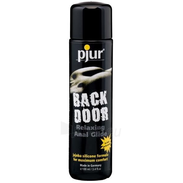 Pjur - Back Door Relaxing Anal Glide Paveikslėlis 1 iš 1 2514121000145