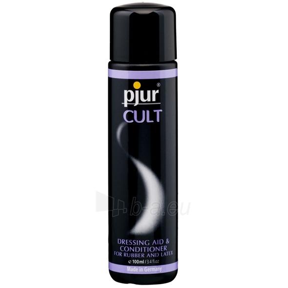 Pjur - Cult 100 ml - latekso apatiniams Paveikslėlis 1 iš 1 25140902000031