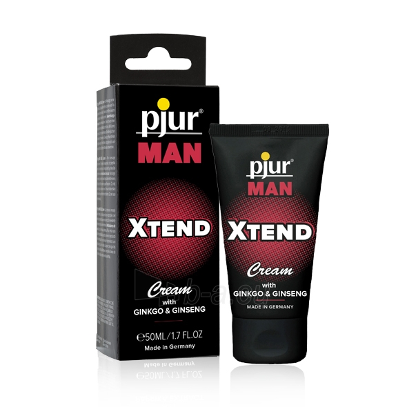 PJUR - MAN XTEND CREAM 50 ML Paveikslėlis 1 iš 1 310820046654