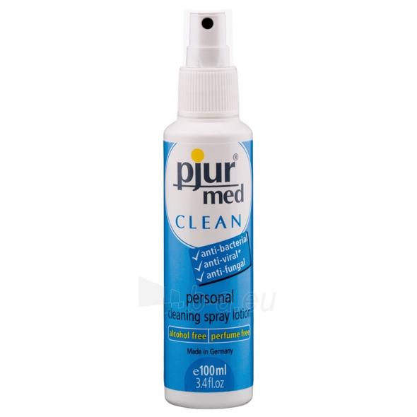 Pjur - MED Clean Spray Paveikslėlis 1 iš 1 2514126000030