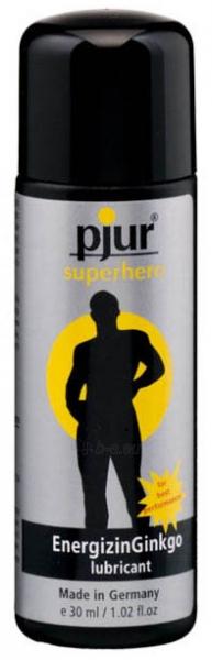 Pjur - Superhero energizuojantis lubrikantas Paveikslėlis 1 iš 1 2514121000041