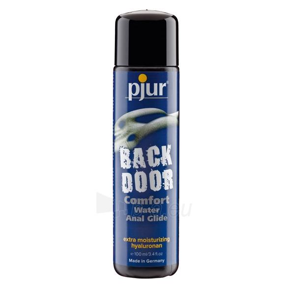 Pjur Back Door comfort Water Anal Glide Paveikslėlis 1 iš 1 2514121000148