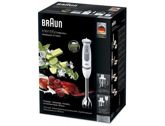 Plakiklis BRAUN MQ 5045 Aperitive BC HC Paveikslėlis 1 iš 7 250123700609