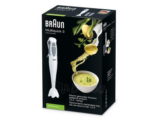 BRAUN MR 300 Curry Plakiklis Paveikslėlis 2 iš 5 250123700258