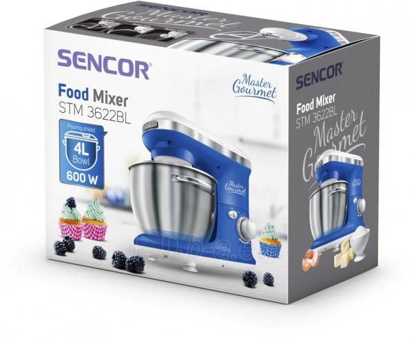 Plaktuvas Food mixer SENCOR STM 3622BL Paveikslėlis 7 iš 7 310820124438