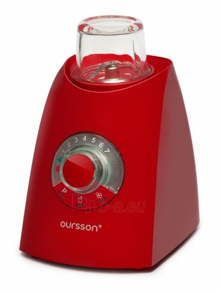 Plaktuvas Oursson BL0642G/RD Red Paveikslėlis 4 iš 6 310820154237
