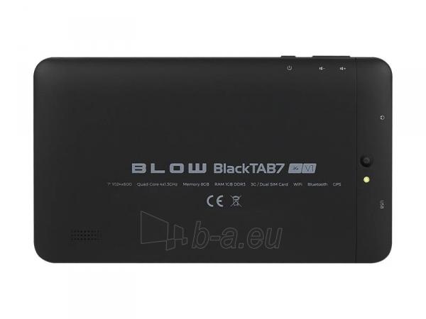 Planšetė BLOW BlackTAB7 3G V1 Paveikslėlis 2 iš 4 310820163555