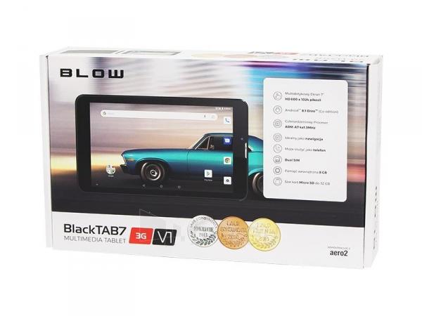 Planšetė BLOW BlackTAB7 3G V1 Paveikslėlis 4 iš 4 310820163555