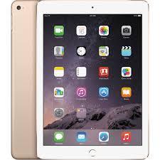 Apple iPad Air2 WiFi 16GB gold EU Paveikslėlis 1 iš 1 250252801894