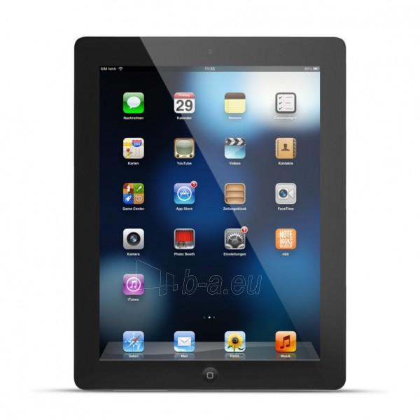 Planšetinis kompiuteris Apple ME392FD/A iPad 4 Wi-Fi 128Gb melns - black Paveikslėlis 1 iš 1 310820014082
