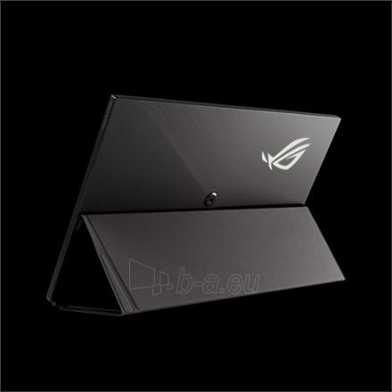 "Planšetinis kompiuteris Asus ROG Strix Portable Gaming XG17AHPE 17.3 "", IPS, FHD, 1920 x 1080, 16:9, 3 ms, 300 cd/m², Black Paveikslėlis 6 iš 7 310820223971"