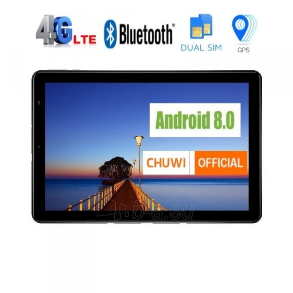 Planšetinis kompiuteris CHUWI Hi9 Plus 64GB LTE black Paveikslėlis 3 iš 8 310820216123