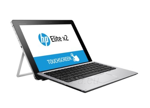 Tablet computers HP 1012 M5-6Y57 12.0 8GB/256 HSPA PC Paveikslėlis 1 iš 1 310820011783