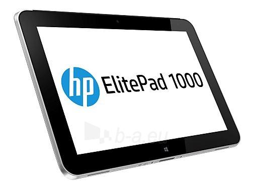 Planšetinis kompiuteris HP ElitePad 1000 G2 UMA Z3795 4GB 64G Paveikslėlis 1 iš 1 310820011769