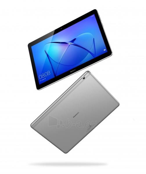 Tablet computers Huawei MediaPad T3 10 32GB space gray (AGS-W09) Paveikslėlis 2 iš 5 310820253920