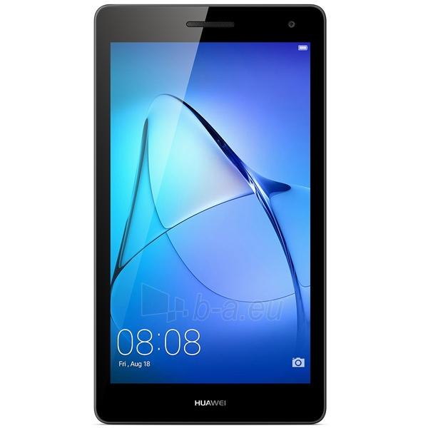 Planšetinis kompiuteris Huawei MediaPad T3 7 3G 8GB Space Gray (BG2-U01) Paveikslėlis 1 iš 5 310820154258