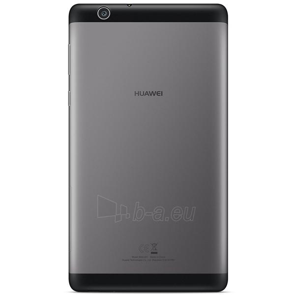 Planšetinis kompiuteris Huawei MediaPad T3 7 3G 8GB Space Gray (BG2-U01) Paveikslėlis 2 iš 5 310820154258