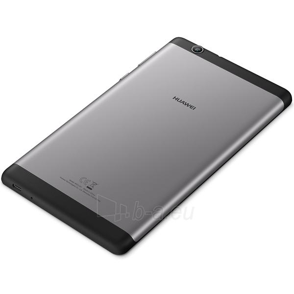 Planšetinis kompiuteris Huawei MediaPad T3 7 3G 8GB Space Gray (BG2-U01) Paveikslėlis 3 iš 5 310820154258