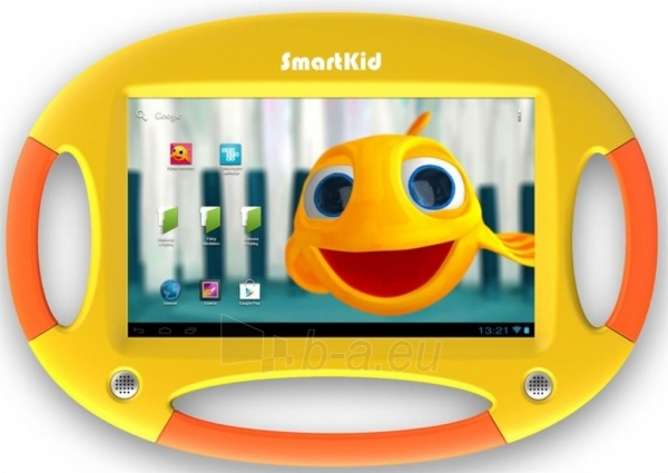 Lark Smart Kid 7 tablet 7, 1,2GHz,1GB RAM ANDROID Jelly Bean 4.2 yellow-orange Paveikslėlis 1 iš 1 250252801680