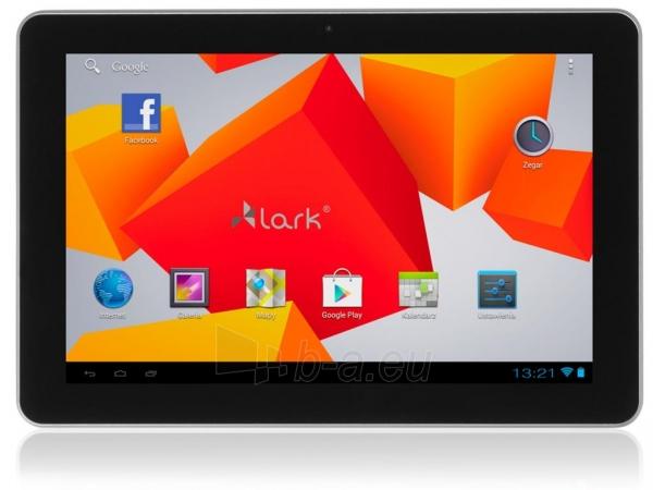 Planšetinis kompiuteris Lark Ultimate X4 10.1 3G Paveikslėlis 1 iš 2 310820015099