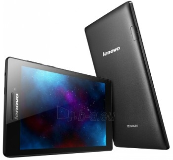 Tablet computers LENOVO A7-10 7IPS/1GB/8GB SSD/WLAN/A4.4 Paveikslėlis 1 iš 1 310820015055