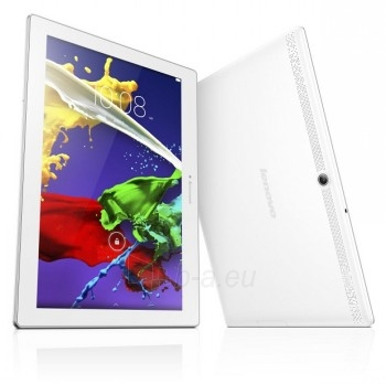 Tablet computers LENOVO TAB2 A10 10WUXGA/2/16SSD/4G/WHITE Paveikslėlis 1 iš 1 310820015058