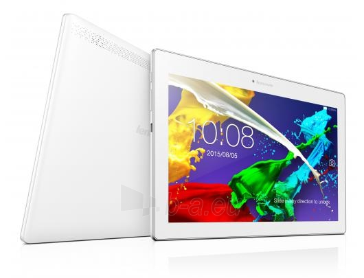 Tablet computers LENOVO TAB2 A10-30L WHT10.1 16GB LTE Paveikslėlis 1 iš 4 310820038479