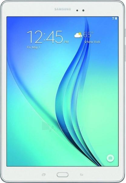 Planšetinis kompiuteris SAMSUNG Galaxy Tab A 9.7in LTE White Paveikslėlis 1 iš 1 310820011766