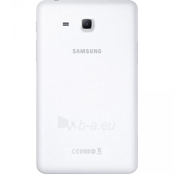 Planšetinis kompiuteris Samsung T285 Galaxy Tab A (2016) 8GB LTE white Paveikslėlis 4 iš 5 310820154139