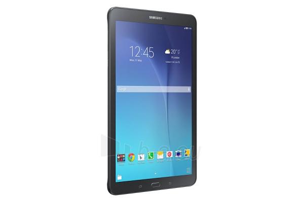 Planšetinis kompiuteris Samsung T561 Galaxy Tab E 8GB 3G metallic black Paveikslėlis 2 iš 5 310820167573