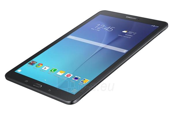 Planšetinis kompiuteris Samsung T561 Galaxy Tab E 8GB 3G metallic black Paveikslėlis 5 iš 5 310820167573