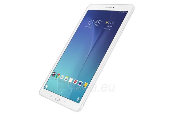 Planšetinis kompiuteris Samsung T561 Galaxy Tab E 8GB 3G pearl white Paveikslėlis 5 iš 5 310820154426