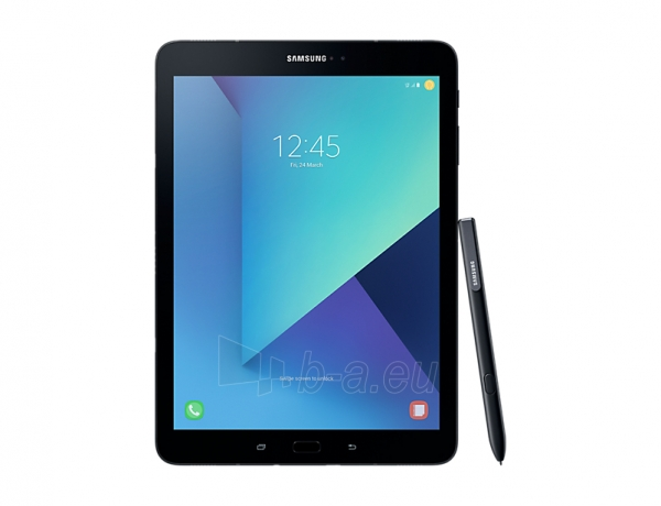 Planšetinis kompiuteris Samsung T825 Galaxy Tab S3 32GB LTE black Paveikslėlis 1 iš 5 310820154312