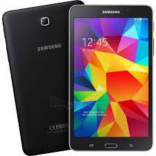 Planšetinis kompiuteris Samsung TabA T550N WiFi 16GB black EU Paveikslėlis 1 iš 1 250252801832