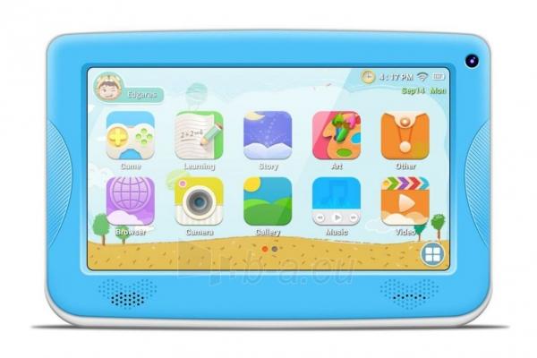 Planšetinis kompiuteris Sponge Smart 7.1 8GB blue Paveikslėlis 1 iš 1 310820014155