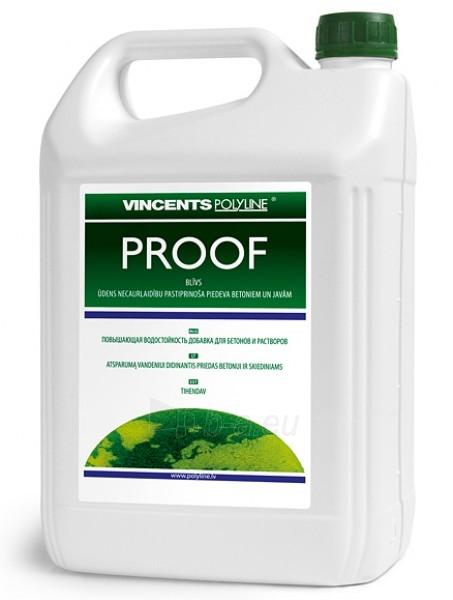 Plastifikatorius PROOF 5 L Paveikslėlis 1 iš 1 236715000058