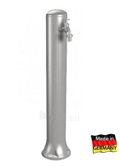 Plastikinė vandens kolonėlė Graf Rondo, pilka Paveikslėlis 1 iš 5 310820253529