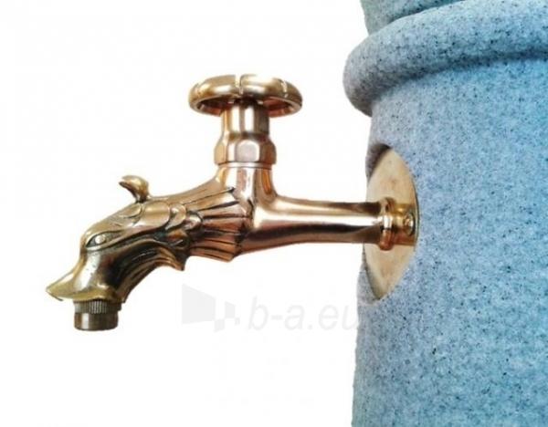 Plastikinė vandens kolonėlė su kriaukle Roma, granito imitacija Paveikslėlis 2 iš 4 310820253534