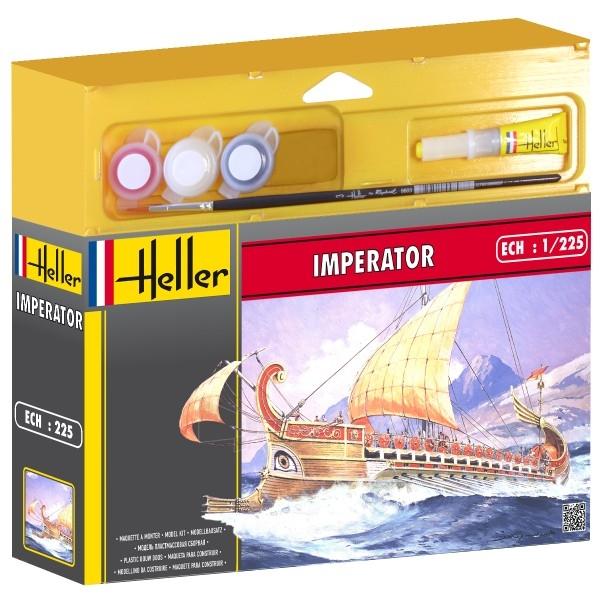 Plastikinis modelio rinkinys Heller 49077 Laivas- IMPERATOR 1:225 Paveikslėlis 1 iš 1 30051800169