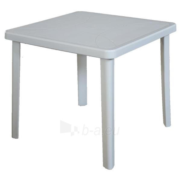 Plastikinis stalas Nettuno Paveikslėlis 1 iš 1 250402100063