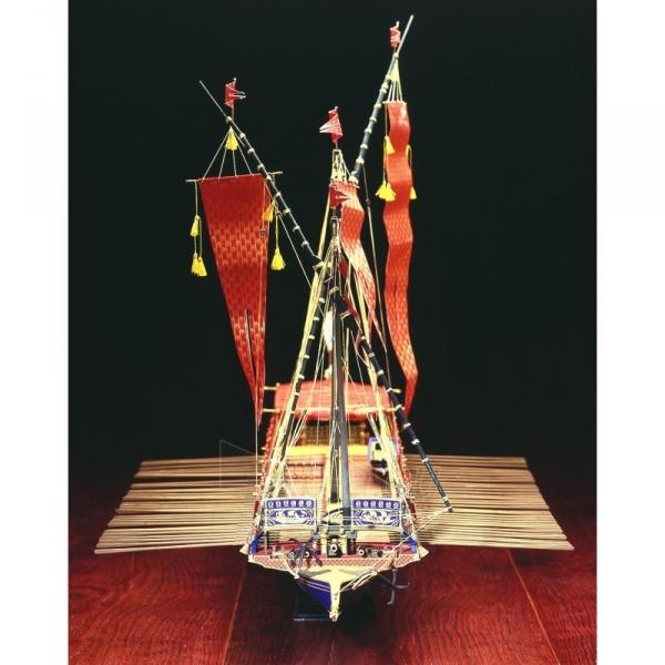 Plastikinis surenkamas laivas Heller 80898 La Reale De France 1:76 Paveikslėlis 4 iš 6 310820242231