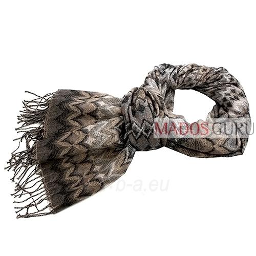 Wide margas scarf MSL1358 Paveikslėlis 1 iš 2 30063101266