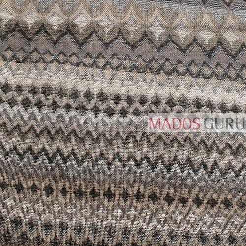 Wide margas scarf MSL1358 Paveikslėlis 2 iš 2 30063101266