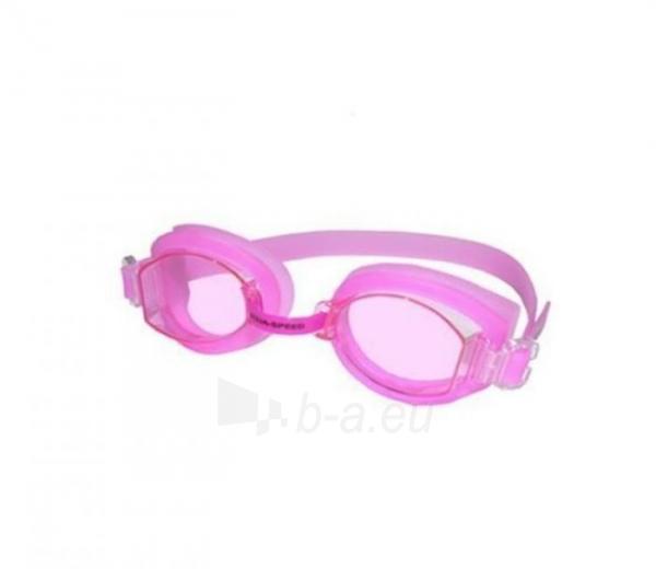 Plaukimo akiniai AQUA-SPEED ARTI, rožiniai Paveikslėlis 1 iš 1 310820124701