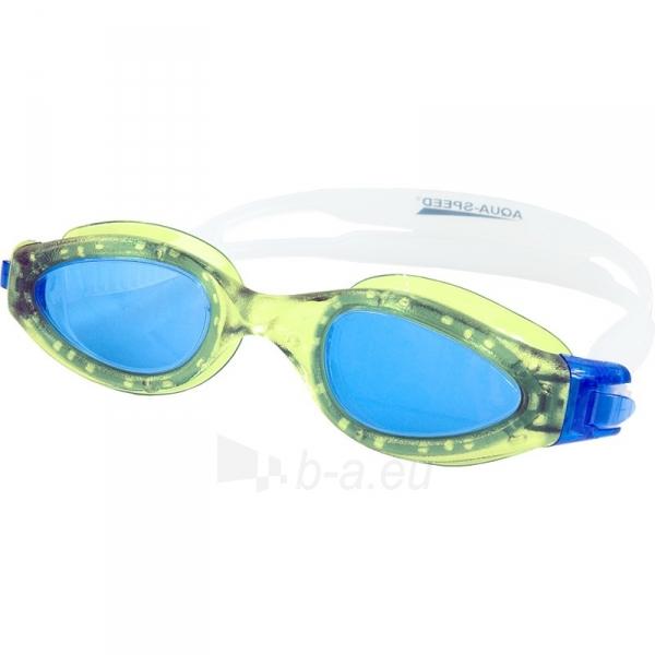 Plaukimo akiniai Aqua-Speed Manta Paveikslėlis 2 iš 3 310820172545